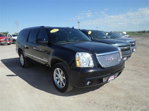 2014 GMC Yukon XL for sale in Chadron, NE