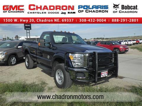 2015 Ford F-350 Super Duty for sale in Chadron, NE