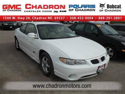 2000 Pontiac Grand Prix for sale in Chadron, NE