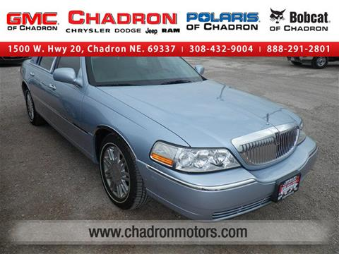 2008 Lincoln Town Car for sale in Chadron, NE