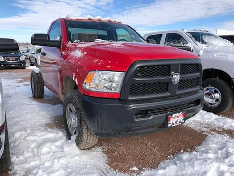 2018 RAM Ram Chassis 3500 for sale in Chadron, NE