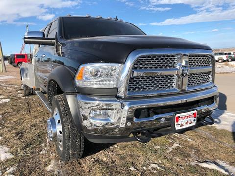 2018 RAM Ram Chassis 5500 for sale in Chadron, NE