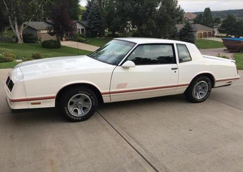 Ss Monte Carlo >> Used 1988 Chevrolet Monte Carlo For Sale In Las Cruces Nm