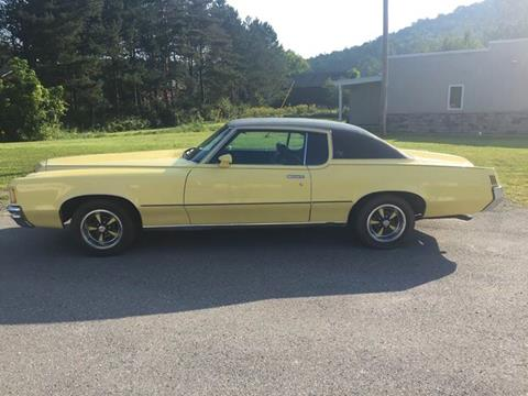 1972 Pontiac Grand Prix for sale in Mansfield, PA