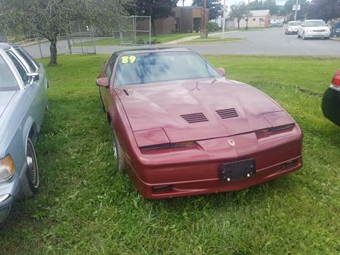 1989 Pontiac Firebird for sale in Mansfield, PA