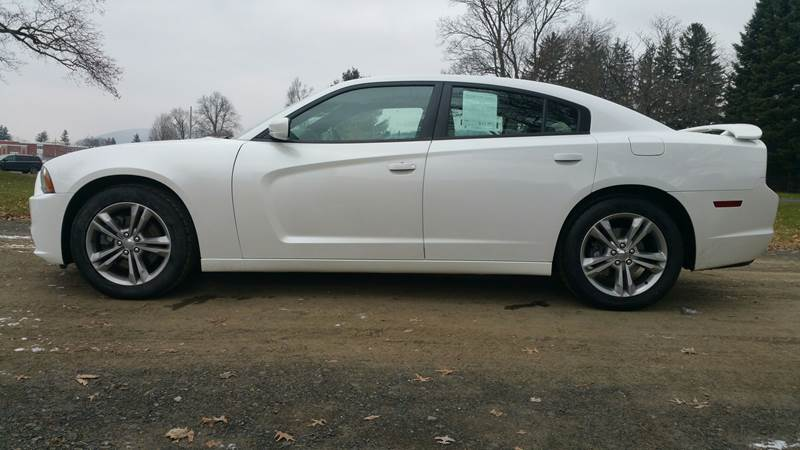 2014 Dodge Charger Awd Sxt 4dr Sedan In Mansfield Pa Mansfield Motors
