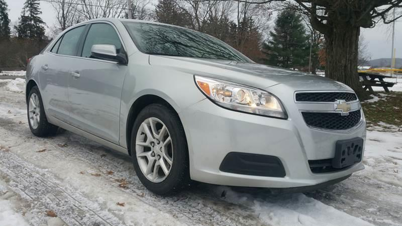 2013 Chevrolet Malibu Eco 4dr Sedan w/1SA In Mansfield PA