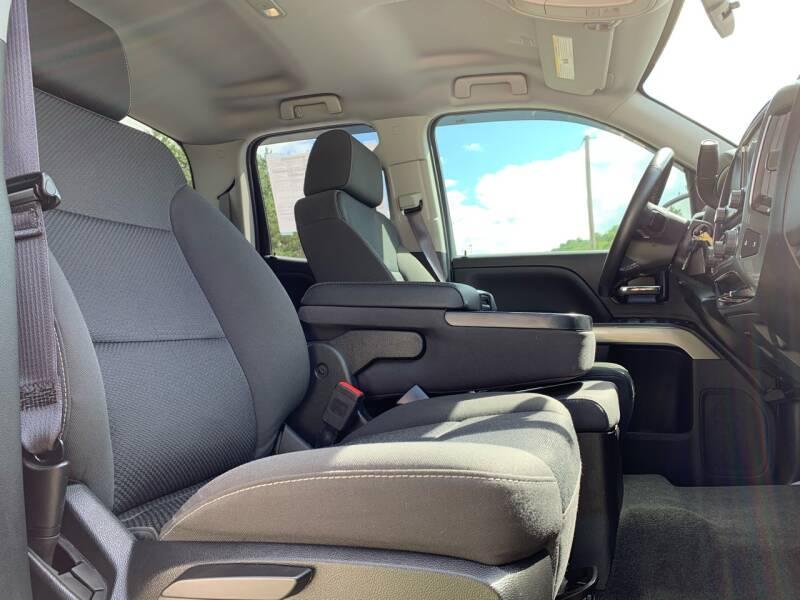2017 Chevrolet Silverado 1500 4x4 LT 4dr Double Cab 6.5 ft. SB - Mansfield PA