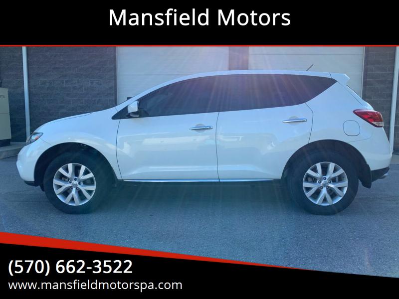 2014 Nissan Murano AWD LE 4dr SUV - Mansfield PA