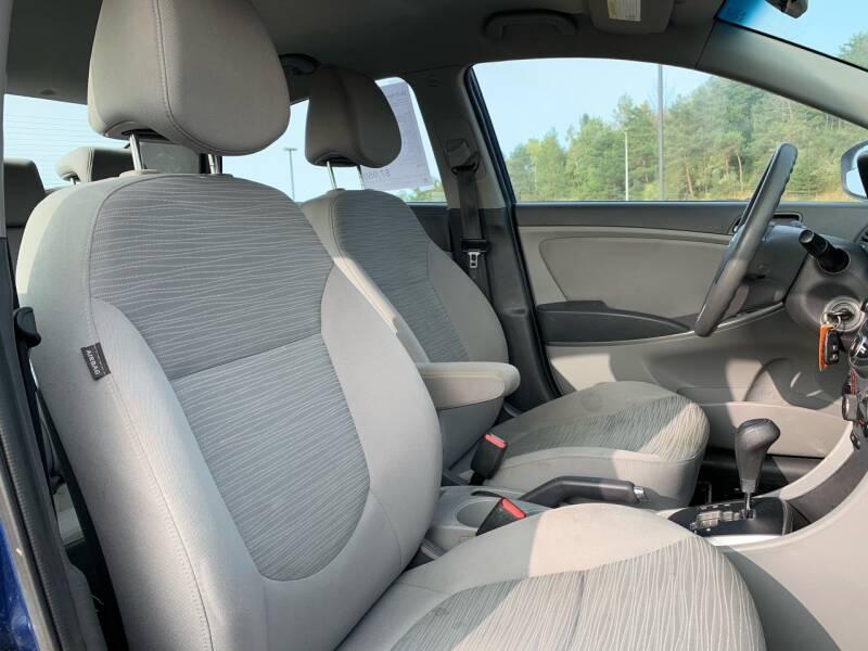 2015 Hyundai Accent GLS 4dr Sedan - Mansfield PA
