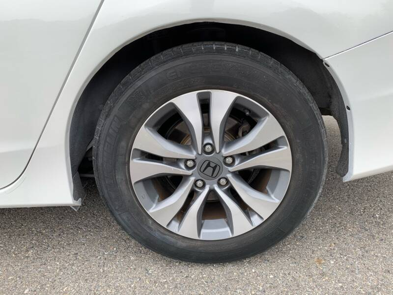 2015 Honda Accord LX 4dr Sedan CVT - Mansfield PA