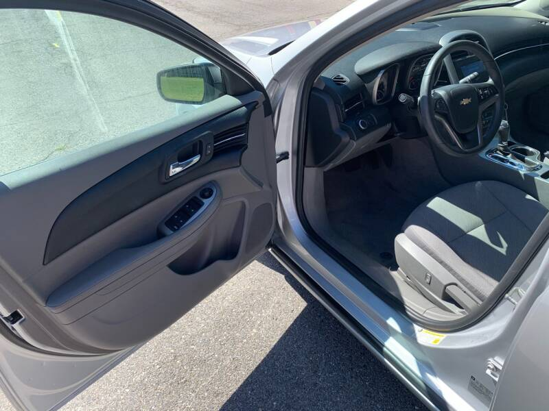 2014 Chevrolet Malibu LS 4dr Sedan - Mansfield PA