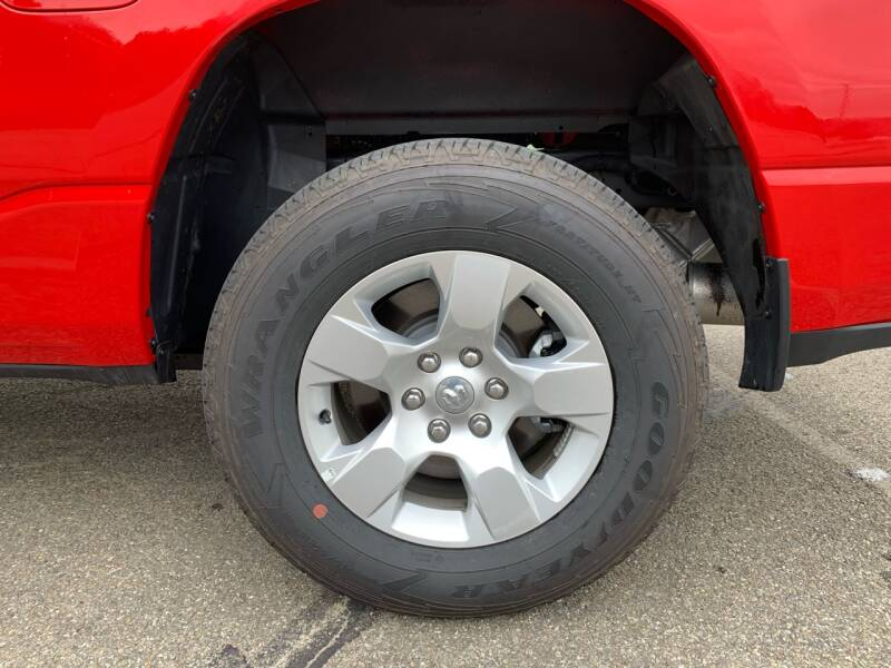 2020 RAM Ram Pickup 1500 4x4 Big Horn 4dr Quad Cab 6.4 ft. SB Pickup - Mansfield PA