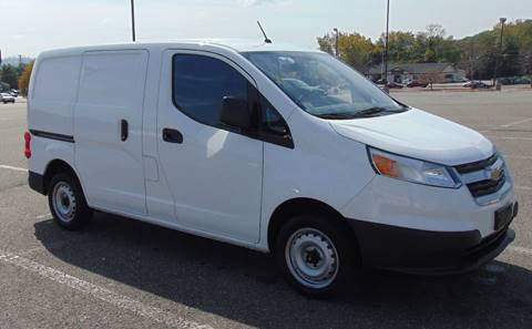 2015 Chevrolet City Express Cargo for sale in Waterbury, CT