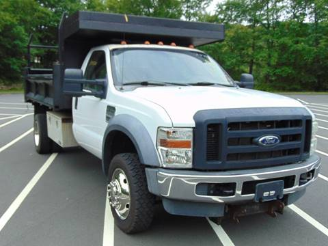 2008 Ford F-550 for sale in Waterbury, CT
