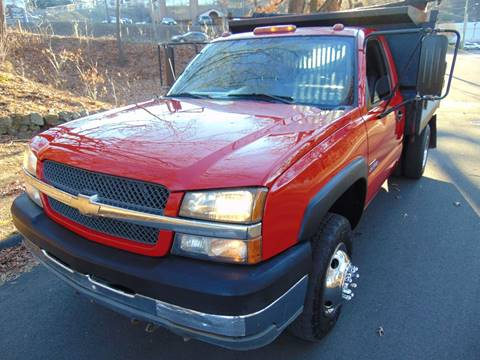 2004 Chevrolet C/K 3500 Series for sale in Waterbury, CT