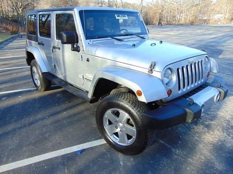 2009 Jeep Wrangler Unlimited for sale in Waterbury, CT