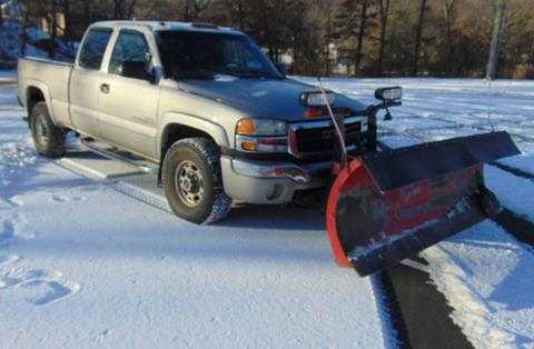 2004 GMC Sierra 2500HD for sale in Waterbury, CT
