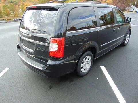 2013 Chrysler Town And Country Touring 4dr Mini-Van In Waterbury CT
