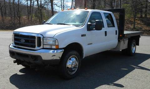 2004 Ford F-450 Super Duty for sale in Waterbury, CT