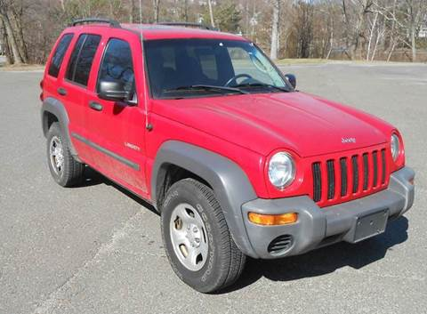 2004 Jeep Liberty for sale in Waterbury, CT