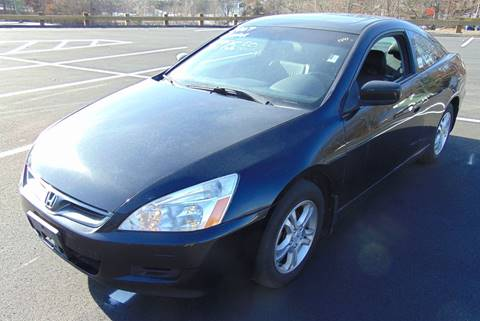2007 honda accord for sale in connecticut
