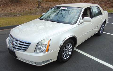 2011 Cadillac DTS for sale in Waterbury, CT