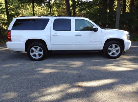 Used 2010 chevrolet suburban for sale in michigan for Voice motors kalkaska michigan
