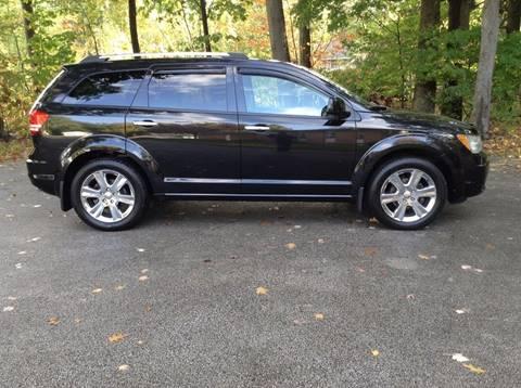 2010 Dodge Journey for sale in Fruitport, MI