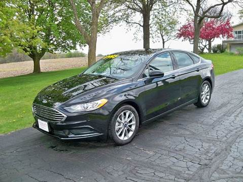 2017 Ford Fusion for sale in West Bend, WI