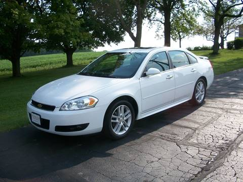 2014 Chevrolet Impala Limited for sale in West Bend, WI