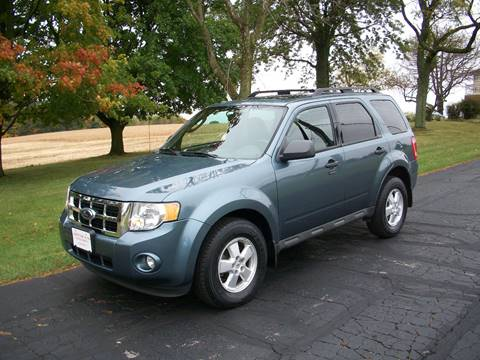2010 Ford Escape for sale in West Bend, WI