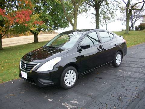 2017 Nissan Versa for sale in West Bend, WI