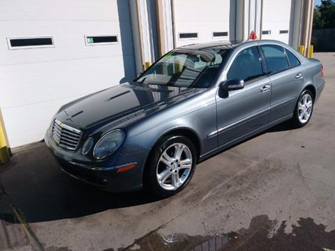 2006 Mercedes-Benz E-Class for sale in Wichita KS