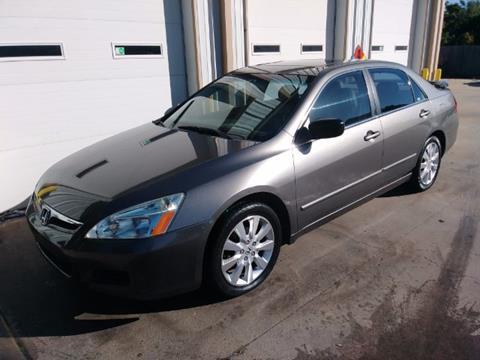 2007 Honda Accord for sale in Wichita, KS