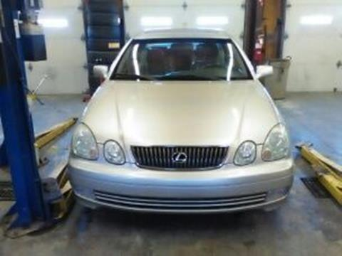 2003 Lexus GS 300 for sale in Wichita KS