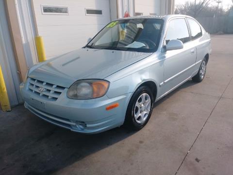 2005 Hyundai Accent for sale in Wichita KS