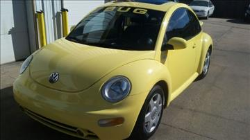 2001 Volkswagen New Beetle for sale in Wichita, KS