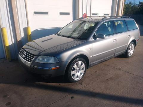 2003 Volkswagen Passat for sale in Wichita KS