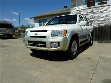 2001 Infiniti QX4 for sale in Wichita, KS