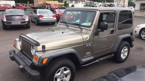 2004 Jeep Wrangler for sale in Langhorne, PA