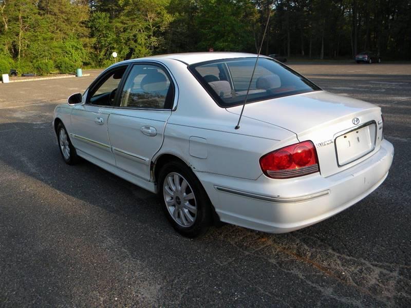 2003 Hyundai Sonata GLS 4dr Sedan - Lakewood NJ