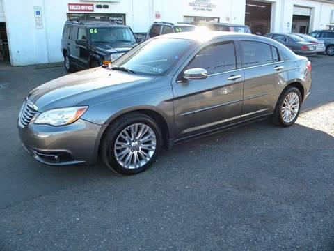 2012 Chrysler 200 for sale in Lakewood, NJ