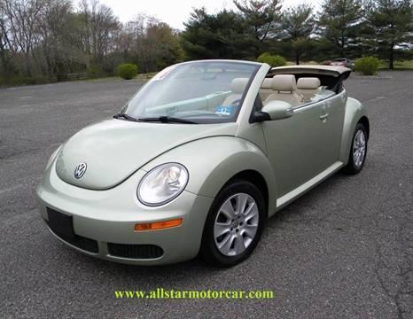 2008 Volkswagen New Beetle
