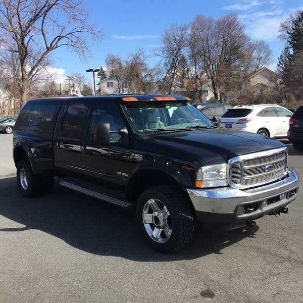 2003 Ford F-350 Super Duty 4dr Crew Cab Lariat 4WD SB DRW - Lakewood NJ