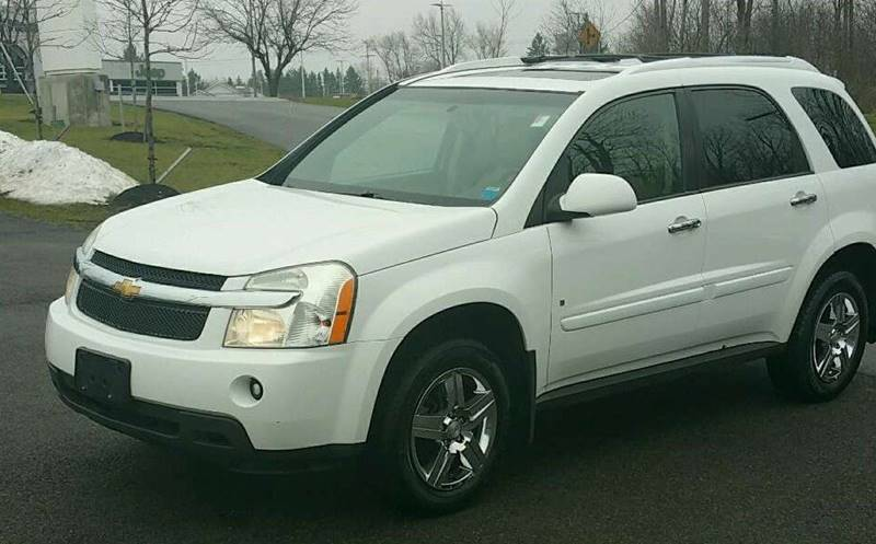 2009 Chevrolet Equinox Awd Ltz 4dr Suv W 1lz In Lakewood