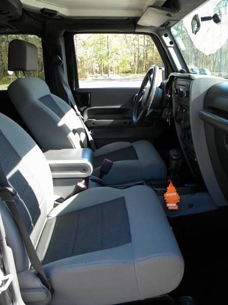 2008 Jeep Wrangler Unlimited 4x4 X 4dr SUV - Lakewood NJ