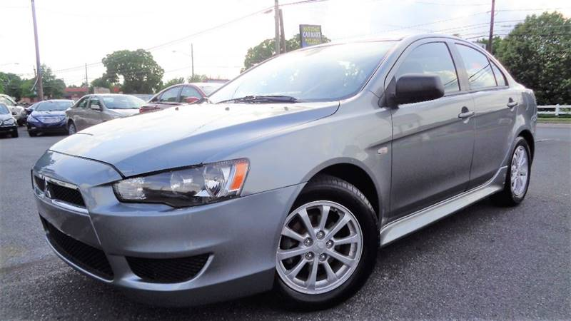2013 Mitsubishi Lancer For Sale At East Coast Car Mart In Allentown PA