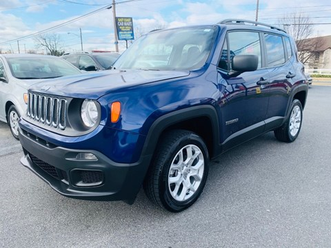 2018 Jeep Renegade for sale in Allentown, PA