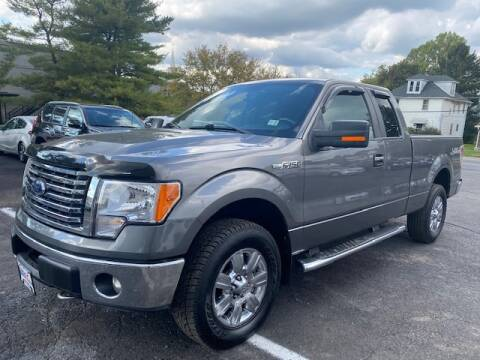 2012 Ford F-150 for sale at 1NCE DRIVEN in Easton PA